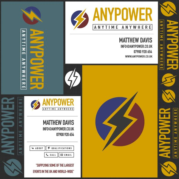 The Digital Moose | Web Design, Graphics, Audio, Video | Anypower