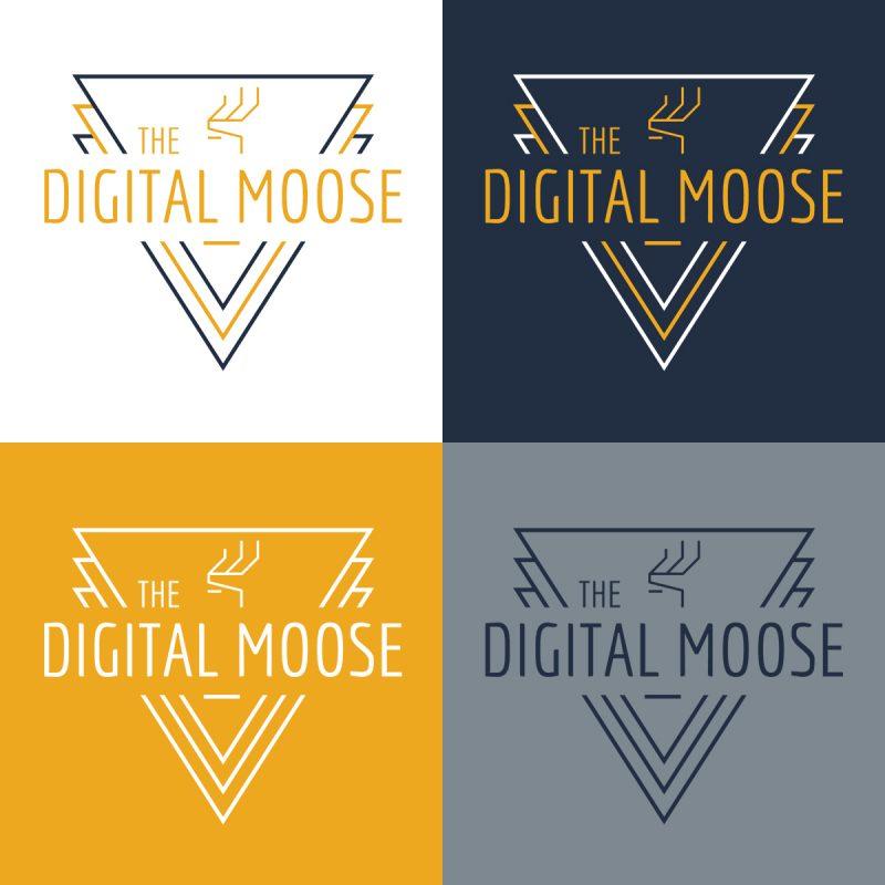 The Digital Moose | Logo Grid | Freelance Web Design & Digital Services | Essex