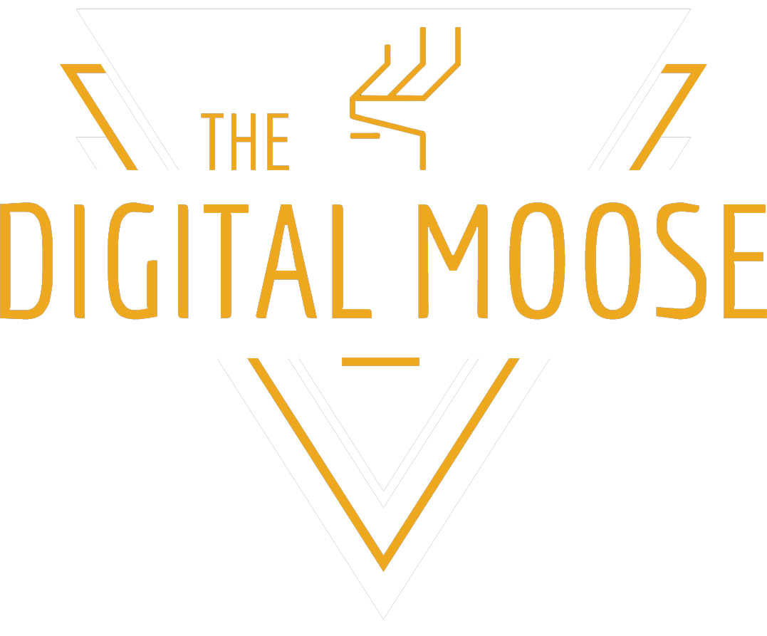 The Digital Moose Retina Logo