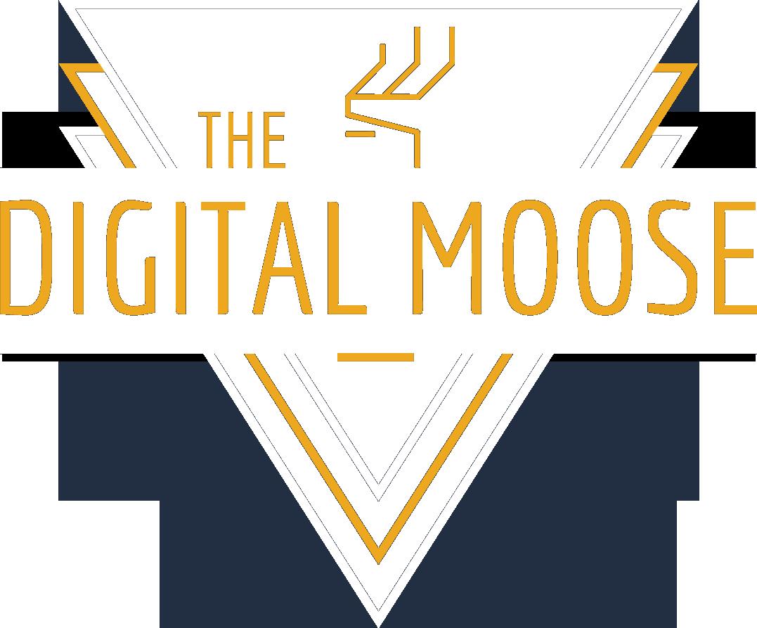 The Digital Moose Logo
