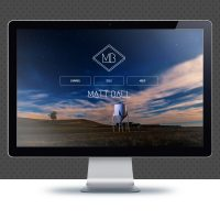 Matt Ball Camera Website Design | The Digital Moose