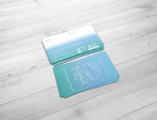 Business Branding Package – Graceful Ki
