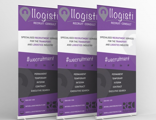 Full Branding Package – Llogisti Recruit : Consult