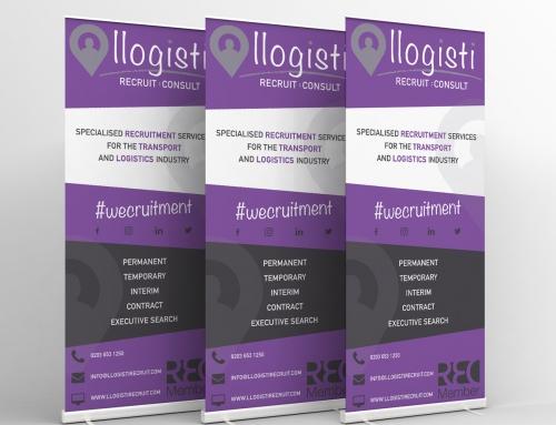 Full Branding Package – Llogisti Recruit : Consult