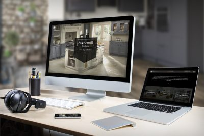 Stonemill Kitchens | Bespoke Website | The Digital Moose