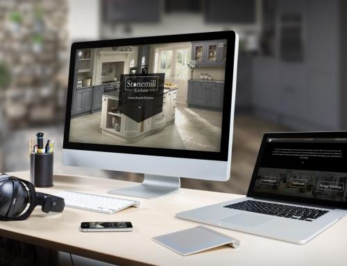 Bespoke Website – Stonemill Kitchens