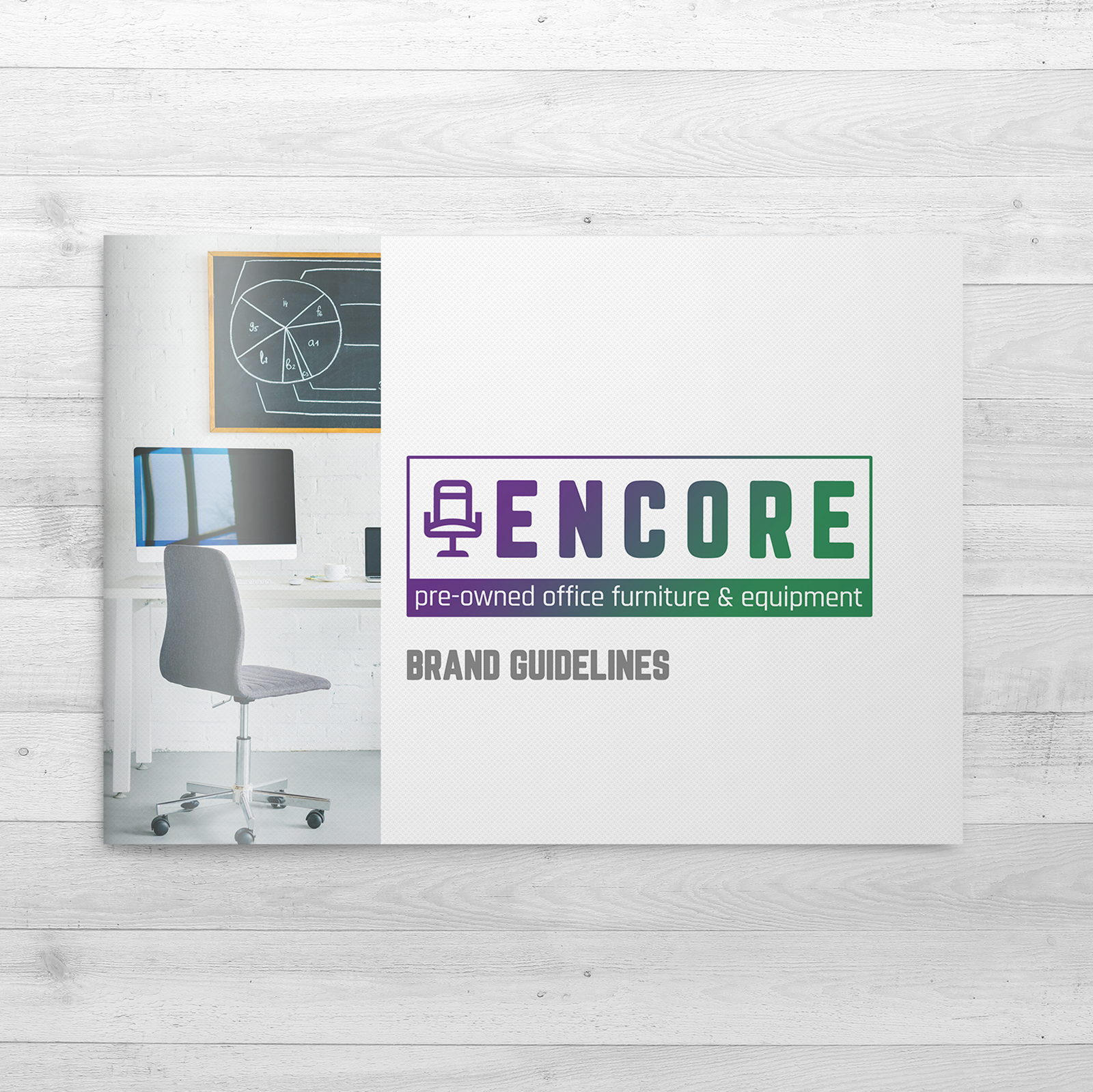 Business re-brand | Encore Furniture | The Digital Moose | Websites, Graphics, Audio, Video | Essex